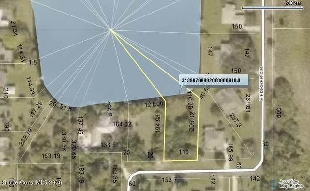751 S Fischer Circle, Sebastian, FL 32958 (#882605) :: The Reynolds Team/ONE Sotheby's International Realty