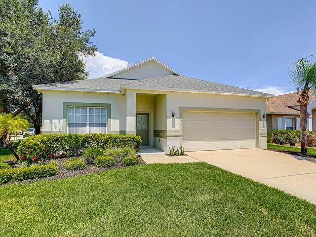 4953 Outlook Drive, Melbourne, FL 32940 (MLS #882606) :: Blue Marlin Real Estate