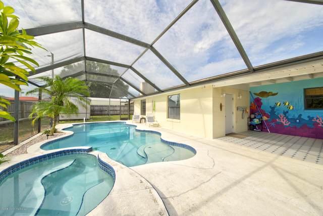 5445 Sandra Drive, Titusville, FL 32780 (MLS #882625) :: Blue Marlin Real Estate