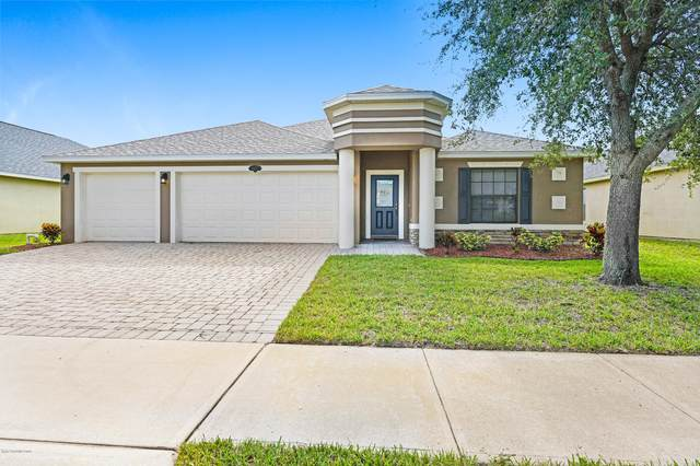 1457 Donegal Drive, Melbourne, FL 32940 (MLS #882635) :: Premium Properties Real Estate Services
