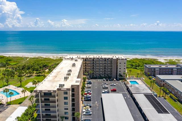 3170 N Atlantic Avenue #103, Cocoa Beach, FL 32931 (MLS #882641) :: Premium Properties Real Estate Services