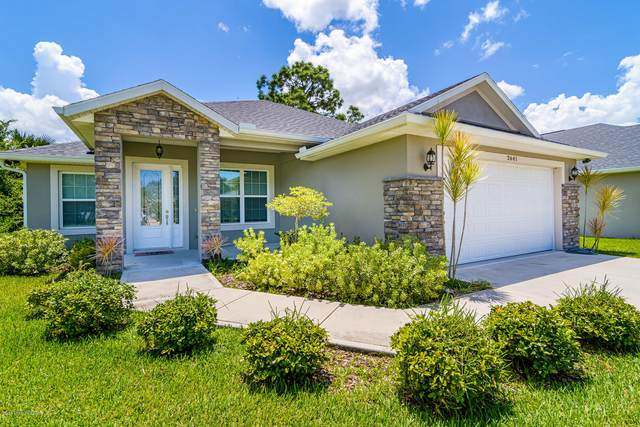 2641 Ivory Way, Titusville, FL 32780 (MLS #882655) :: Blue Marlin Real Estate
