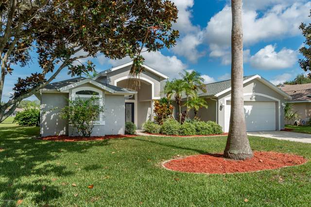 3054 Pineda Crossing Drive, Melbourne, FL 32940 (MLS #882661) :: Blue Marlin Real Estate