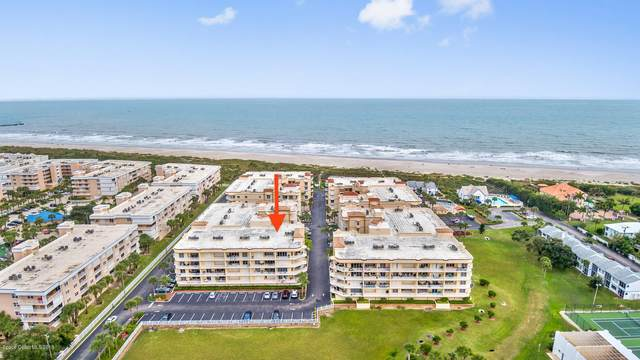 806 Mystic Drive D506, Cape Canaveral, FL 32920 (MLS #882678) :: Engel & Voelkers Melbourne Central
