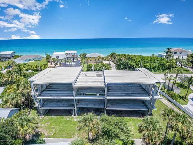 7880 S Highway A1a, Melbourne Beach, FL 32951 (MLS #882686) :: Blue Marlin Real Estate