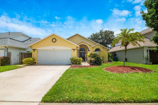 4547 Rivermist Drive, Melbourne, FL 32935 (MLS #882688) :: Engel & Voelkers Melbourne Central