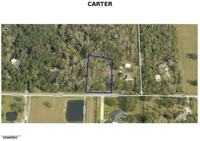 000 Carter Road, Mims, FL 32754 (MLS #882704) :: Engel & Voelkers Melbourne Central