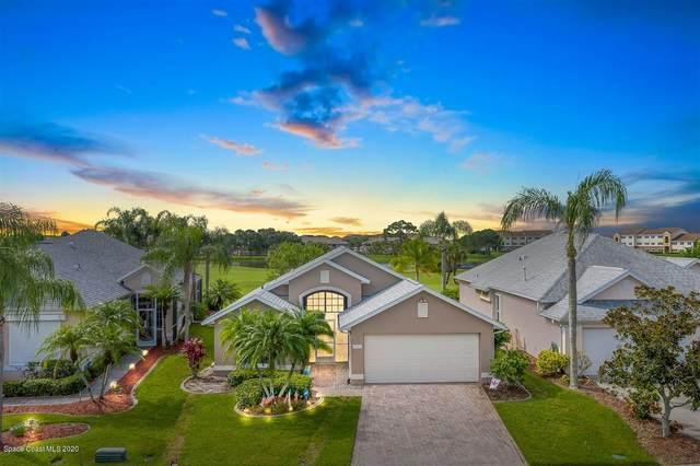 2484 Addington Circle, Rockledge, FL 32955 (MLS #882722) :: Blue Marlin Real Estate
