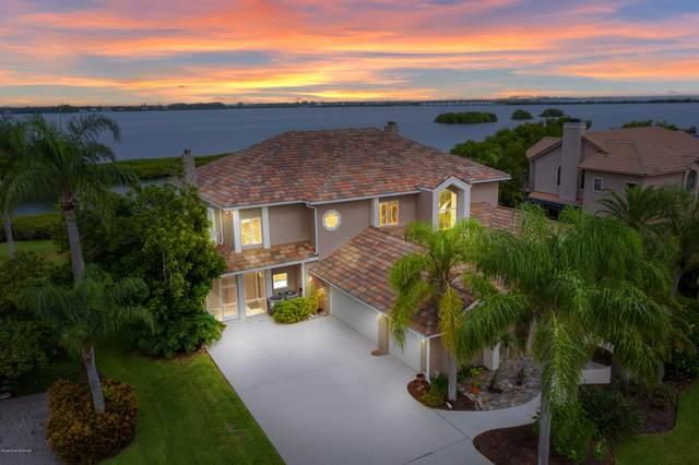 490 Lanternback Island Drive, Satellite Beach, FL 32937 (MLS #882728) :: Premium Properties Real Estate Services