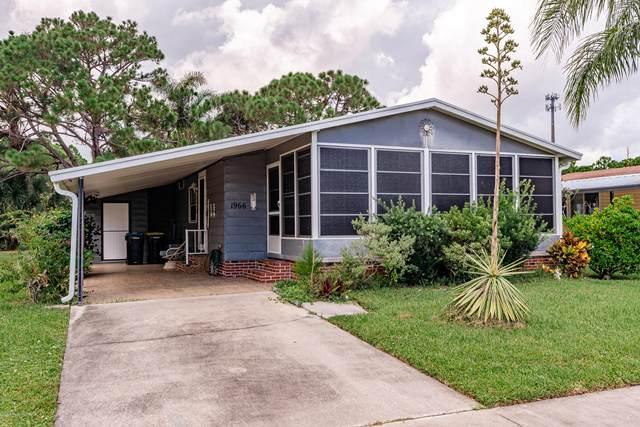 1966 NE Mango Street NE, Palm Bay, FL 32905 (MLS #882732) :: Engel & Voelkers Melbourne Central