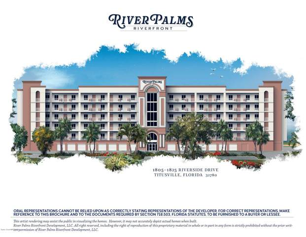 1825 Riverside Drive #407, Titusville, FL 32780 (MLS #882734) :: Premium Properties Real Estate Services