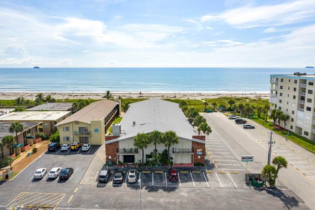 22 Tulip Avenue #328, Cocoa Beach, FL 32931 (MLS #882764) :: Engel & Voelkers Melbourne Central