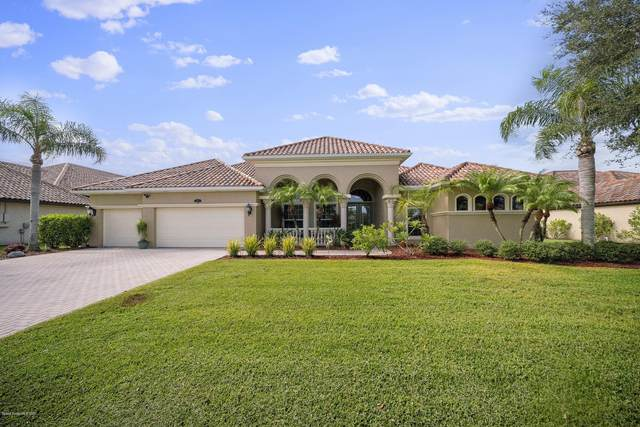 4085 Waterloo Place, Melbourne, FL 32940 (MLS #882767) :: Engel & Voelkers Melbourne Central