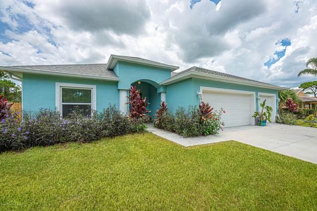 1598 Rushmore Avenue SE, Palm Bay, FL 32909 (MLS #882806) :: Armel Real Estate