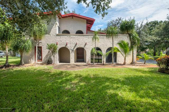 1750 W Carriage Drive, Titusville, FL 32796 (MLS #882807) :: Premium Properties Real Estate Services