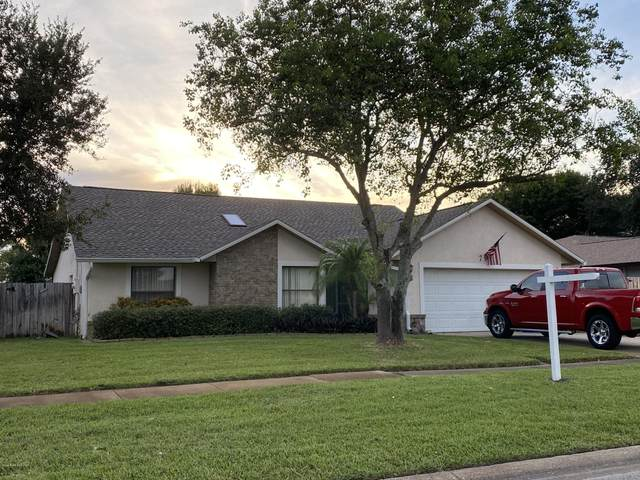 791 Kara Circle, Rockledge, FL 32955 (MLS #882815) :: Blue Marlin Real Estate