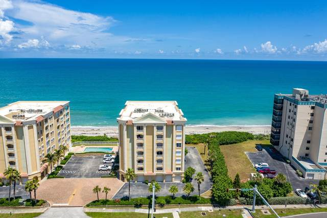 1095 Highway A1a #2601, Satellite Beach, FL 32937 (MLS #882816) :: Engel & Voelkers Melbourne Central
