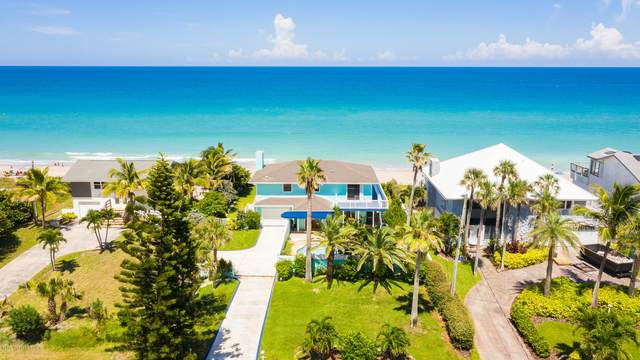 6807 S Highway A1a, Melbourne Beach, FL 32951 (MLS #882823) :: Coldwell Banker Realty