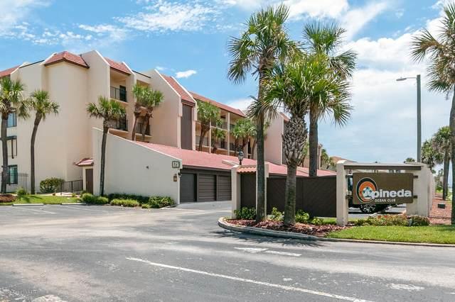 175 Highway A1a #110, Satellite Beach, FL 32937 (MLS #882835) :: Premium Properties Real Estate Services