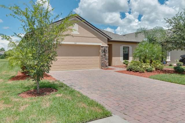 1161 Dillard Drive SE, Palm Bay, FL 32909 (MLS #882842) :: Premium Properties Real Estate Services