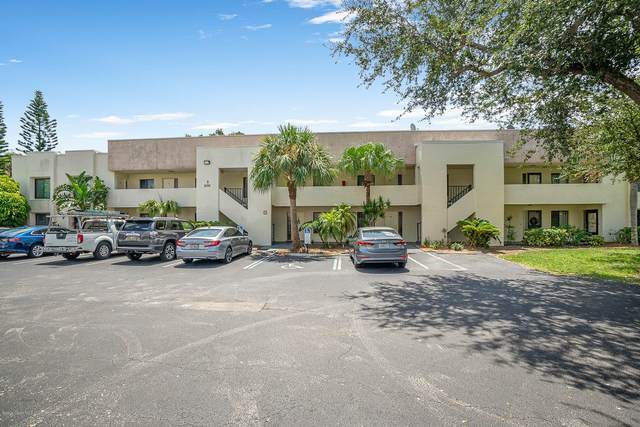 200 International Drive #208, Cape Canaveral, FL 32920 (MLS #882844) :: Premium Properties Real Estate Services