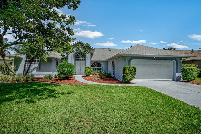 3148 Lago Vista Drive, Melbourne, FL 32940 (MLS #882849) :: Blue Marlin Real Estate