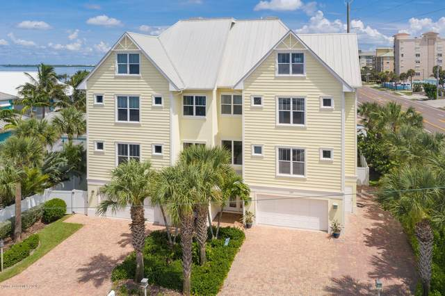 100 S 28th Street, Cocoa Beach, FL 32931 (MLS #882852) :: Premium Properties Real Estate Services