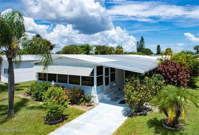 902 Laurel Circle, Barefoot Bay, FL 32976 (MLS #882867) :: Blue Marlin Real Estate