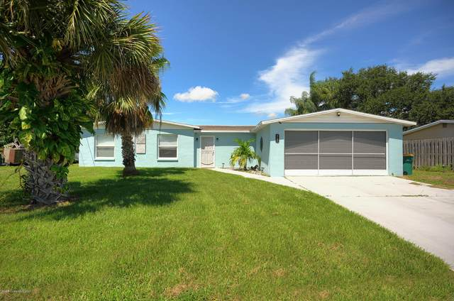 845 Koloa Drive, Merritt Island, FL 32953 (MLS #882876) :: Premium Properties Real Estate Services