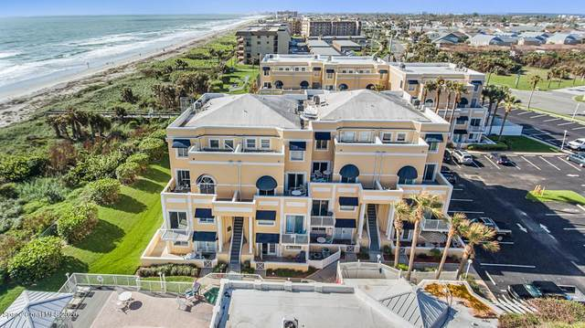 8600 Ridgewood Avenue #2107, Cape Canaveral, FL 32920 (MLS #882884) :: Engel & Voelkers Melbourne Central