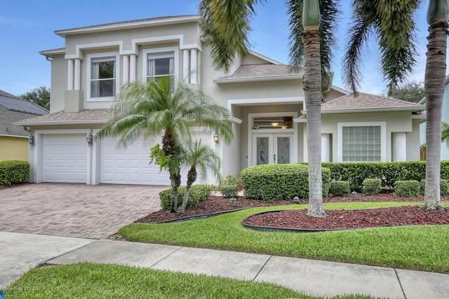 3551 Tipperary Drive, Merritt Island, FL 32953 (MLS #882885) :: Blue Marlin Real Estate