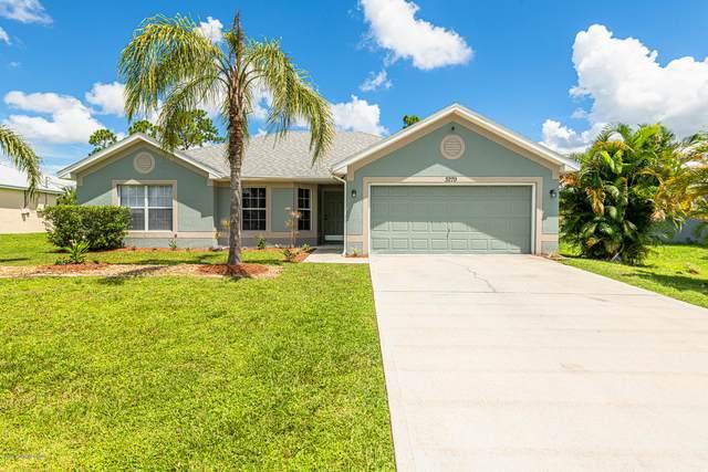 3279 Telesca Road SE, Palm Bay, FL 32909 (MLS #882898) :: Armel Real Estate