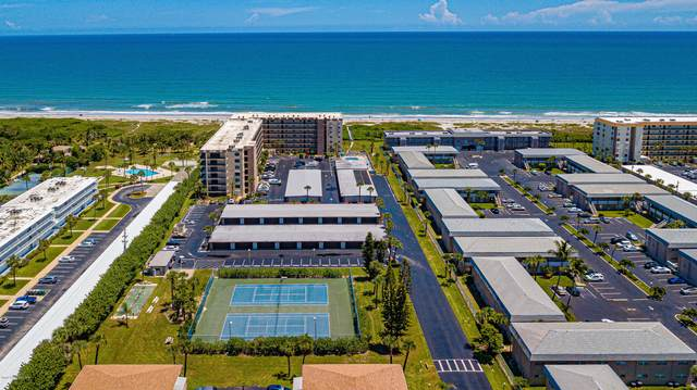 3170 N Atlantic Avenue #108, Cocoa Beach, FL 32931 (MLS #882903) :: Premium Properties Real Estate Services