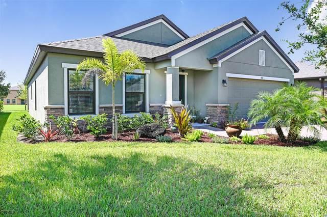 460 Trymore Drive SE, Palm Bay, FL 32909 (MLS #883037) :: Blue Marlin Real Estate