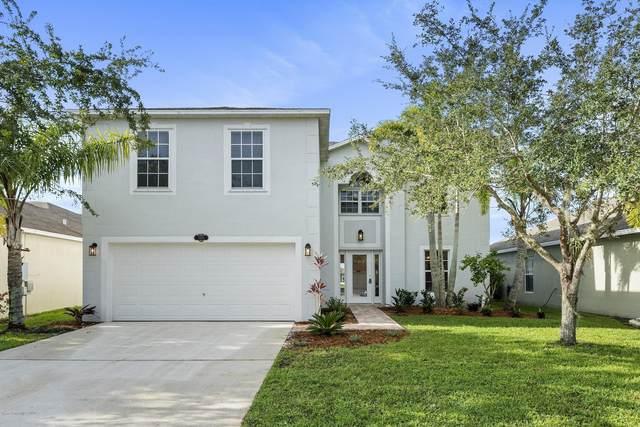 2349 Maeve Circle, West Melbourne, FL 32904 (MLS #883038) :: Blue Marlin Real Estate