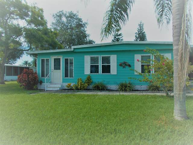 927 Spruce Street, Barefoot Bay, FL 32976 (MLS #883039) :: Blue Marlin Real Estate