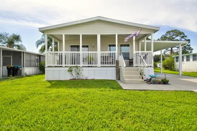 1256 Shell Court NE, Palm Bay, FL 32907 (MLS #883056) :: Blue Marlin Real Estate