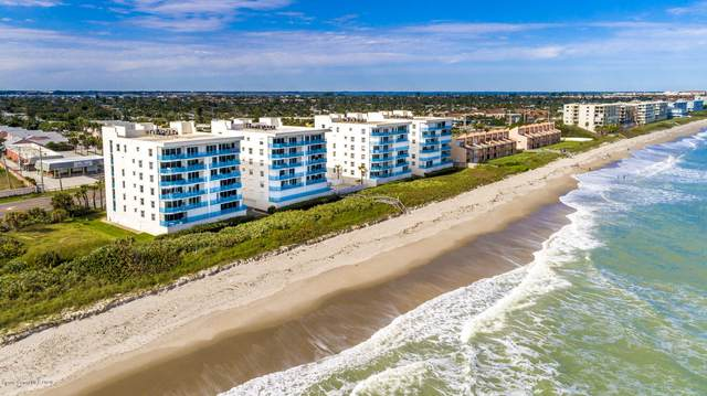 575 Highway A1a #201, Satellite Beach, FL 32937 (MLS #883094) :: Blue Marlin Real Estate