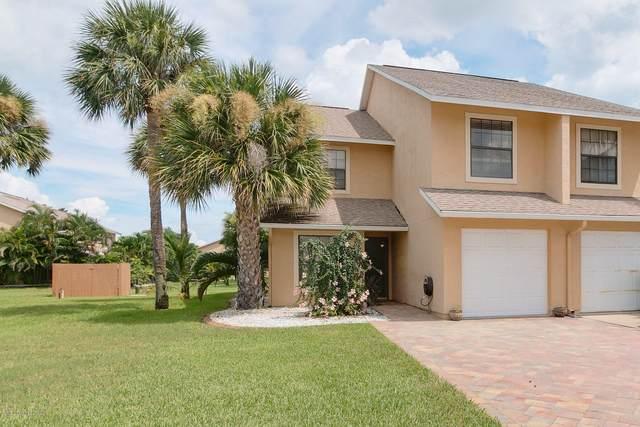18 Anchor Drive, Indian Harbour Beach, FL 32937 (MLS #883099) :: Blue Marlin Real Estate