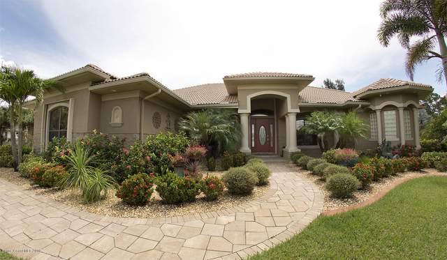 2520 Crooked Antler Drive, Melbourne, FL 32934 (MLS #883117) :: Blue Marlin Real Estate