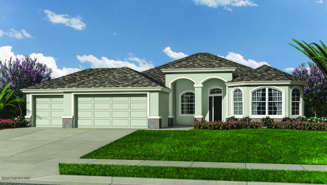 513 Stonebriar Drive SE, Palm Bay, FL 32909 (MLS #883130) :: Engel & Voelkers Melbourne Central