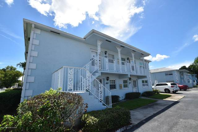 1005 Knox Mcrae Drive #201, Titusville, FL 32780 (MLS #883136) :: Engel & Voelkers Melbourne Central