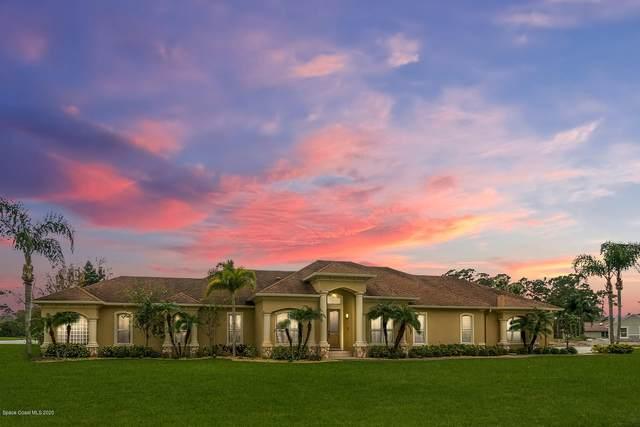 3637 Eagle Nest Court, Melbourne, FL 32904 (MLS #883165) :: Blue Marlin Real Estate