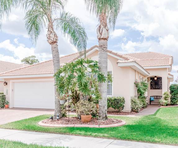 800 Glen Abbey Way Way, Melbourne, FL 32940 (MLS #883176) :: Blue Marlin Real Estate