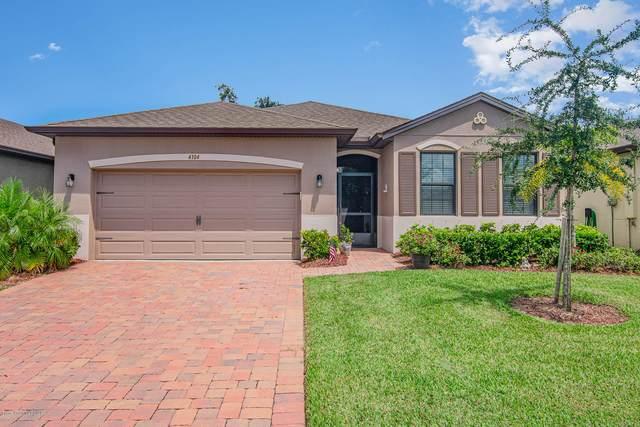 4104 Caladium Circle, West Melbourne, FL 32904 (MLS #883200) :: Blue Marlin Real Estate
