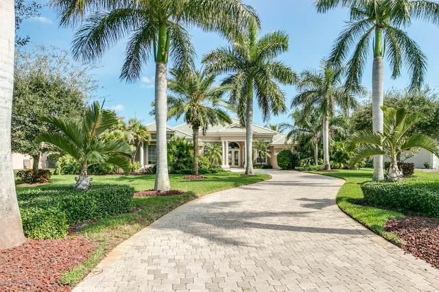 242 Lansing Island Drive, Indian Harbour Beach, FL 32937 (MLS #883221) :: Blue Marlin Real Estate