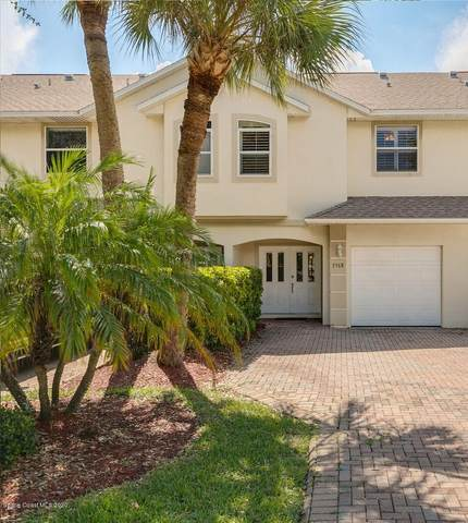 7968 Evelyn Court, Cape Canaveral, FL 32920 (MLS #883238) :: Blue Marlin Real Estate
