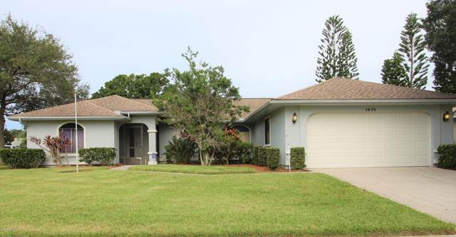 1470 Patriot Drive, Melbourne, FL 32940 (MLS #883244) :: Blue Marlin Real Estate