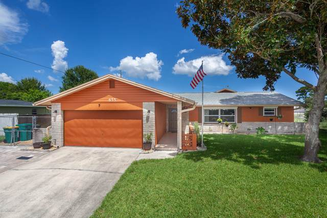 655 Dijon Drive, Melbourne, FL 32935 (MLS #883248) :: Blue Marlin Real Estate