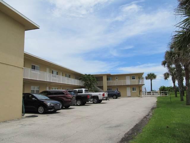 1195 Highway A1a #104, Satellite Beach, FL 32937 (MLS #883274) :: Blue Marlin Real Estate